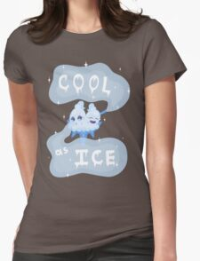 Cool as Ice Womens Fitted T-Shirt
