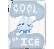 Cool as Ice iPad Case/Skin