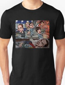"""Sheldon's Dream"" t-shirt T-Shirt"