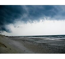 Storm In Photographic Print