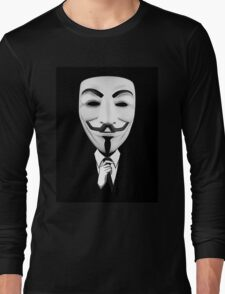 vendetta  Long Sleeve T-Shirt