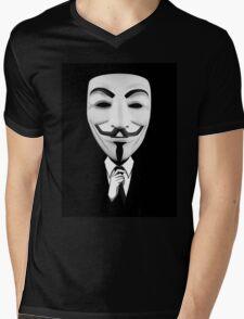 vendetta  Mens V-Neck T-Shirt