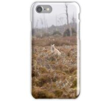 Sandy Morphology Bennetts Wallaby iPhone Case/Skin
