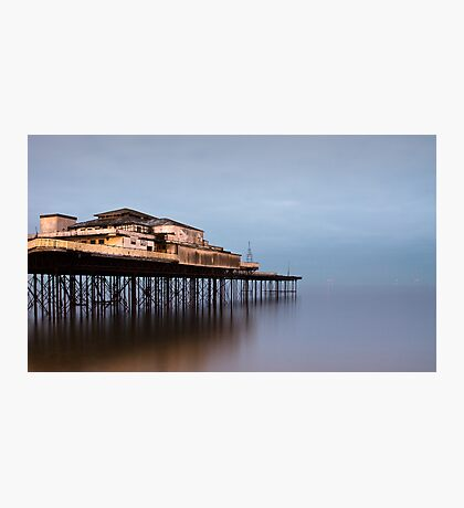 Colwyn Bay Pier Photographic Print