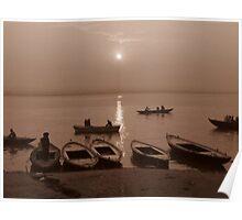 The Holy Ganga Poster