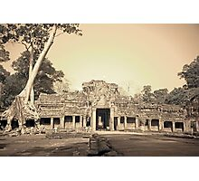 Preah Pallilay Photographic Print