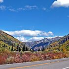 San Juan Parkway, Colorado (2) (panorama) by Margaret  Hyde