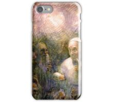 Caring for the Poor and Needy iPhone Case/Skin