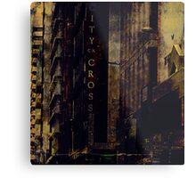 cx - Eve of Destruction Metal Print