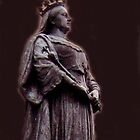 105 - QUEEN VICTORIA STATUE, LEITH (D.E. 2010) by BLYTHPHOTO