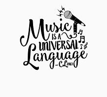 """Music is a Universal Language"" - CL,2NE1 Unisex T-Shirt"