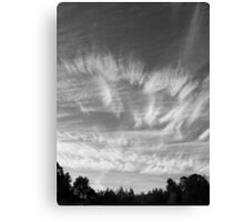 Gloucester Sky Canvas Print