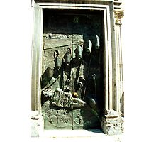 Cathedral of St Nicholas, Ljubljana, Slovenia Photographic Print
