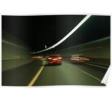 Northbridge Tunnel Poster