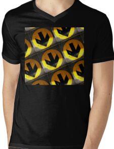 Arrows Mens V-Neck T-Shirt