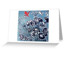 30 x 30 Sorreto Show 1 Greeting Card