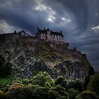 Edinburgh Castle by John Bullen