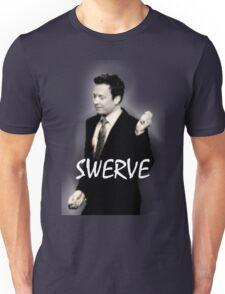 Fallon Swerve White Unisex T-Shirt