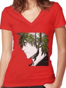 ichigo Women's Fitted V-Neck T-Shirt