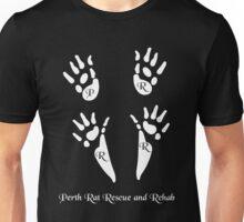 PRRR design 2011 - Rattie PawPrints Unisex T-Shirt