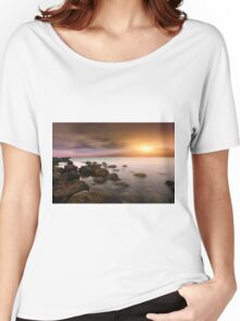 Baltic Sea - Sunset Women's Relaxed Fit T-Shirt