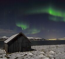 The old boathouse by Frank Olsen