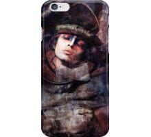 bruised photomanipulation iPhone Case/Skin