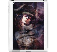 bruised photomanipulation iPad Case/Skin