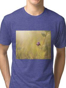 Little Flower Tri-blend T-Shirt