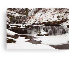 Scalber Force. Canvas Print