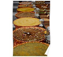 Arles Market- Spices 2 Poster