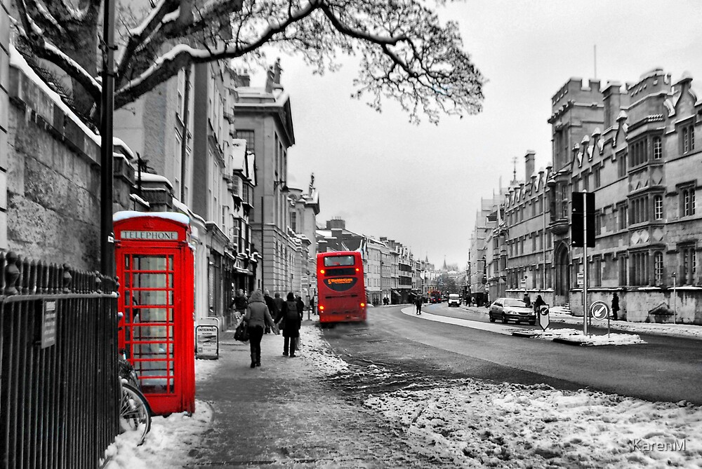 Oxford High by Karen Martin