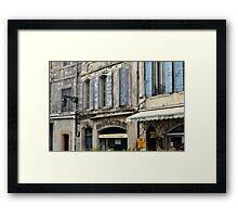 Fromagerie Store Front, Arles Framed Print