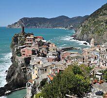 Vernazza, Cinque Terre by kweirich