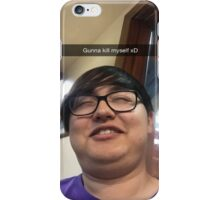 Shane Shirt: The Second iPhone Case/Skin