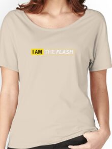 I AM THE FLASH Women's Relaxed Fit T-Shirt