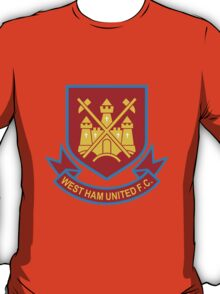 West Ham Football Club T-Shirt