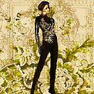 cat suit 2010 by Thelma Van Rensburg