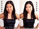 PORTRAIT 2 Before/After Airbrushing by shhevaun