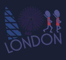 London Tour One Piece - Short Sleeve