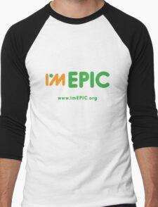 i*mEPIC Men's Baseball ¾ T-Shirt