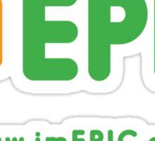 i*mEPIC Sticker