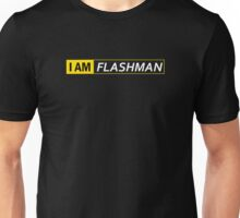 I AM FLASHMAN Unisex T-Shirt