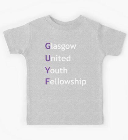 Glasgow United Youth fellowship Kids Tee