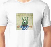 ALIEN HEAD! ALIEN HEAD! ALIEN HEAD! Unisex T-Shirt