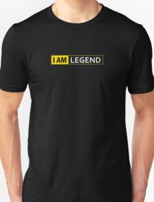 I AM LEGEND Unisex T-Shirt