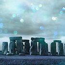 Bokeh Stonehenge by Aimee Stewart