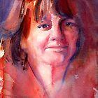 A Portrait A Day 41 - Nadine by Yevgenia Watts