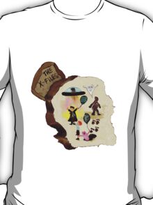 X-files on the rock T-Shirt