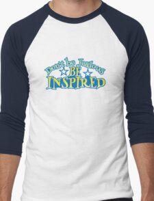 Don't be JEALOUS- be INSPIRED! Men's Baseball ¾ T-Shirt